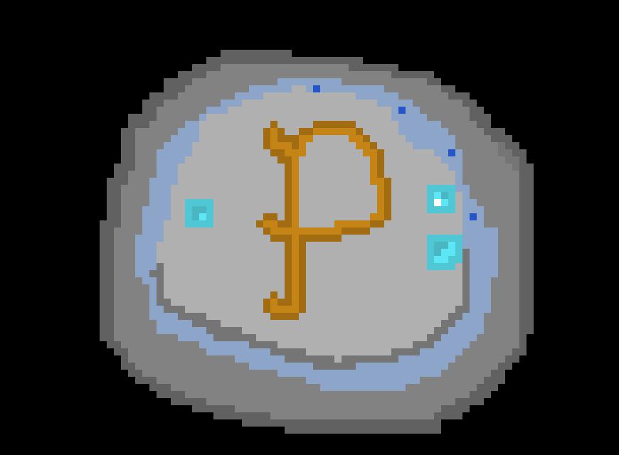 Potterworld Discord Logo | Pixel Art Maker