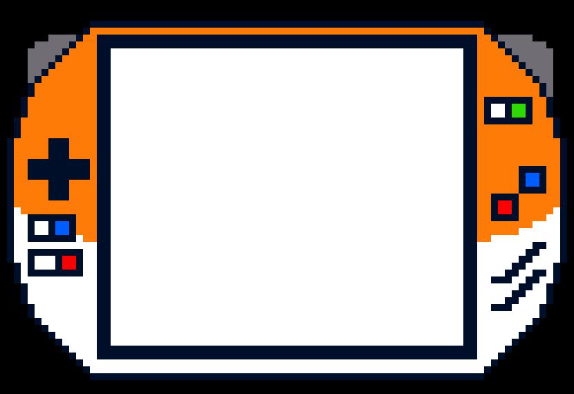 Emulator Orange-White