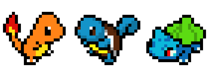 Pokemon Pixel Art Maker