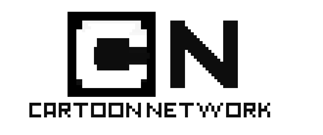 Cartoon Network Logo Print Pixel Pixel Art Maker