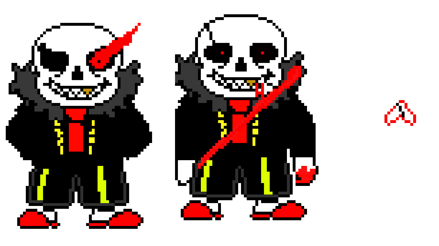 UnderFell Sans updated version! yes,updated again