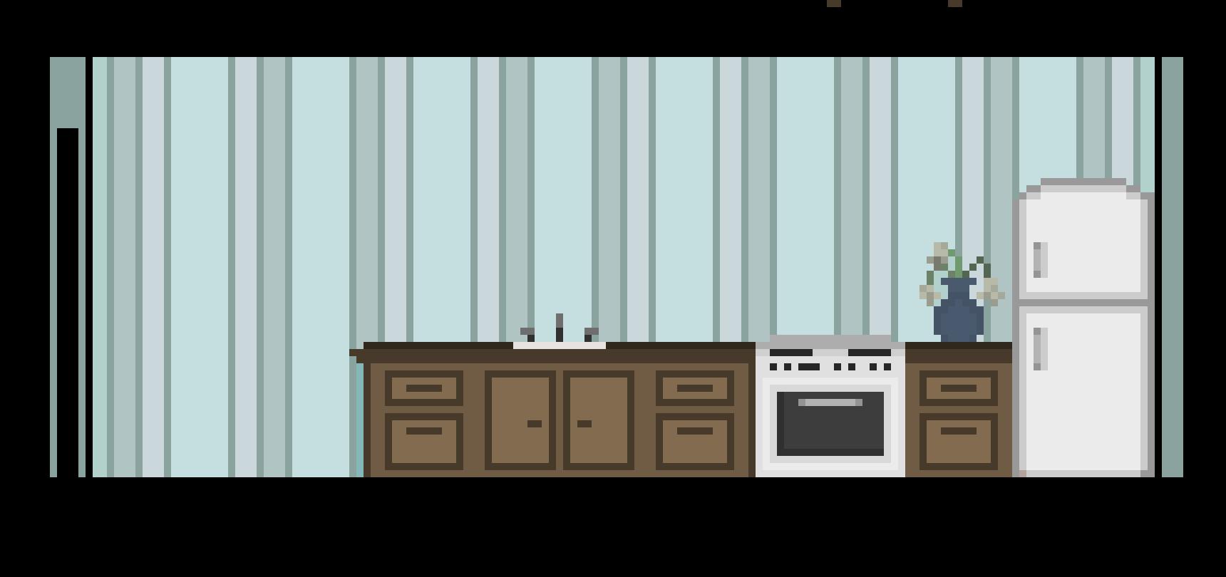 Kitchen | Pixel Art Maker
