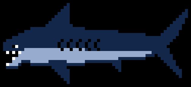 megaladon frame 3