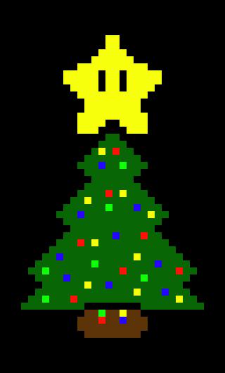 Christmas tree mushroom