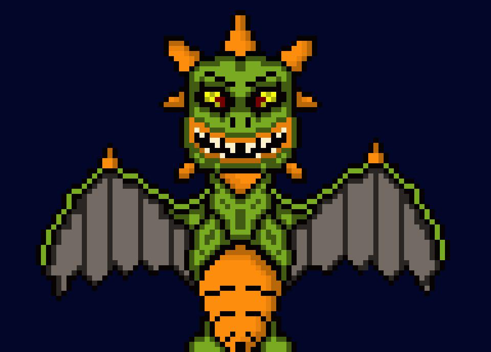 Dragon (Oni Of Darkness)