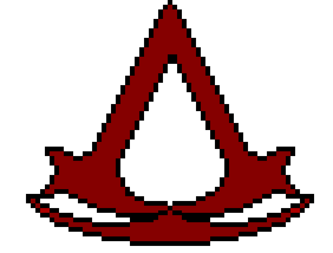 Assassin S Creed Symbol Pixel Art Maker