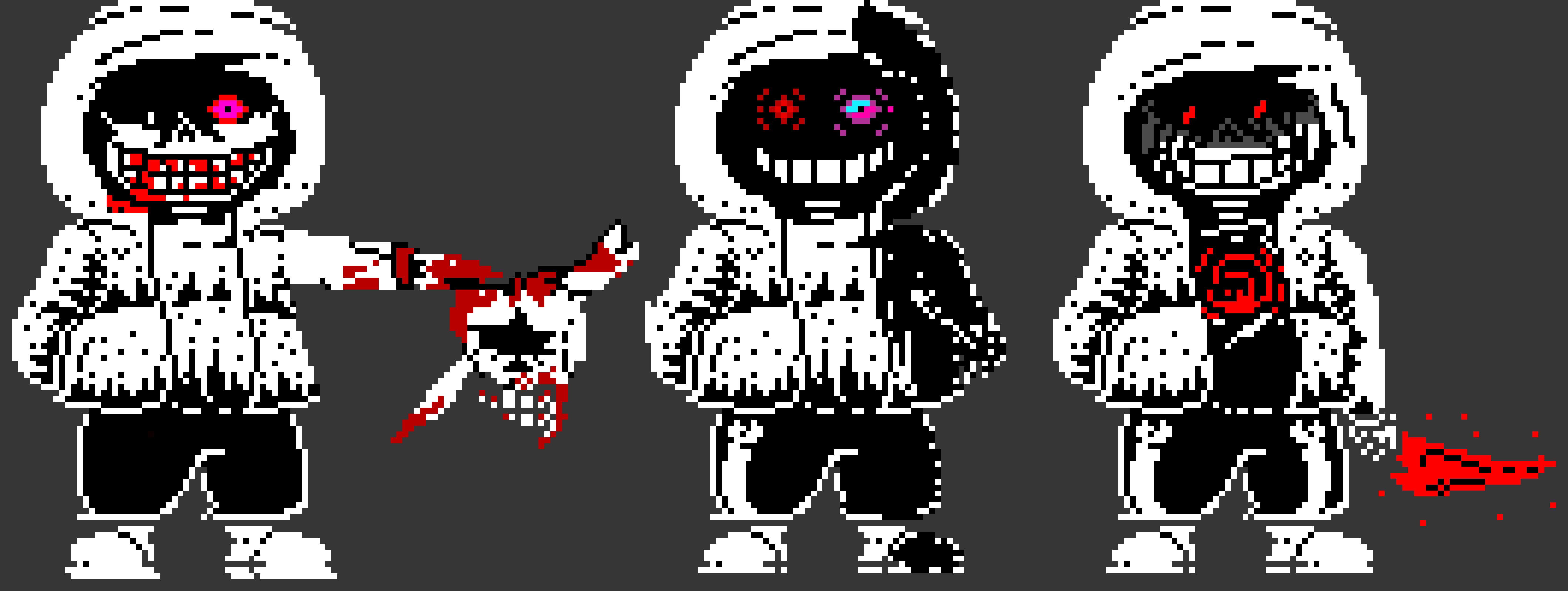dust murder time trio 再現 2