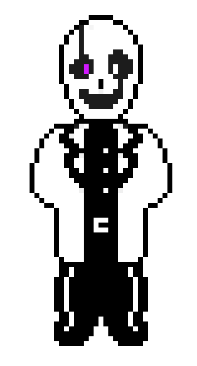 Gaster (Before the accident)