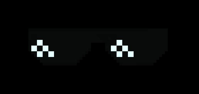 Download Png Sunglasses Pixel   PNG & GIF BASE